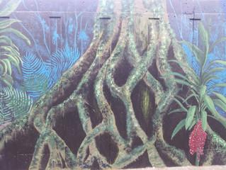 Treasures of the Tweed Mural