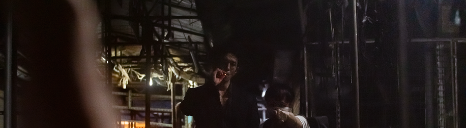 """The Man in Bangkok"""