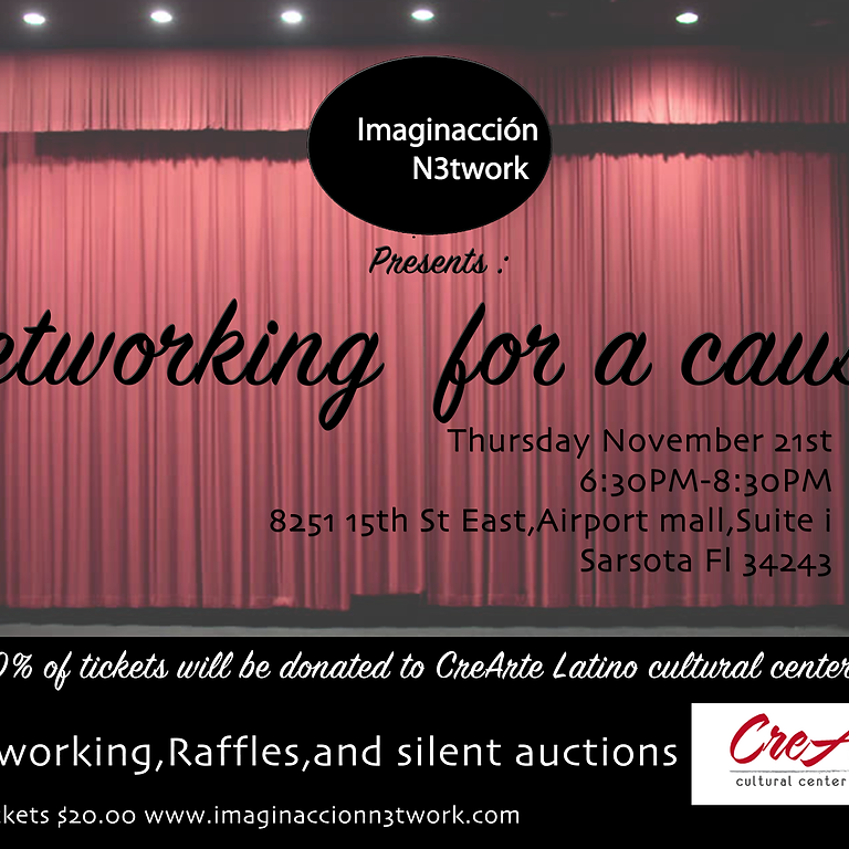 N3tworking for a cause