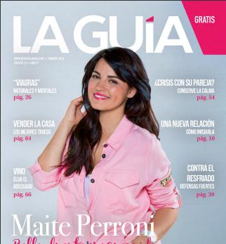Revista La Guia edicion Febrero