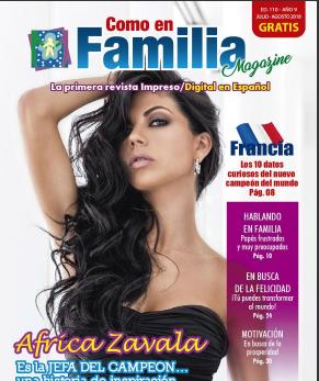 Como en Familia Magazine