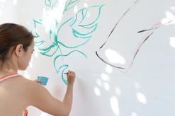 Mural paintings