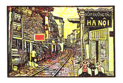 Railroad Alley