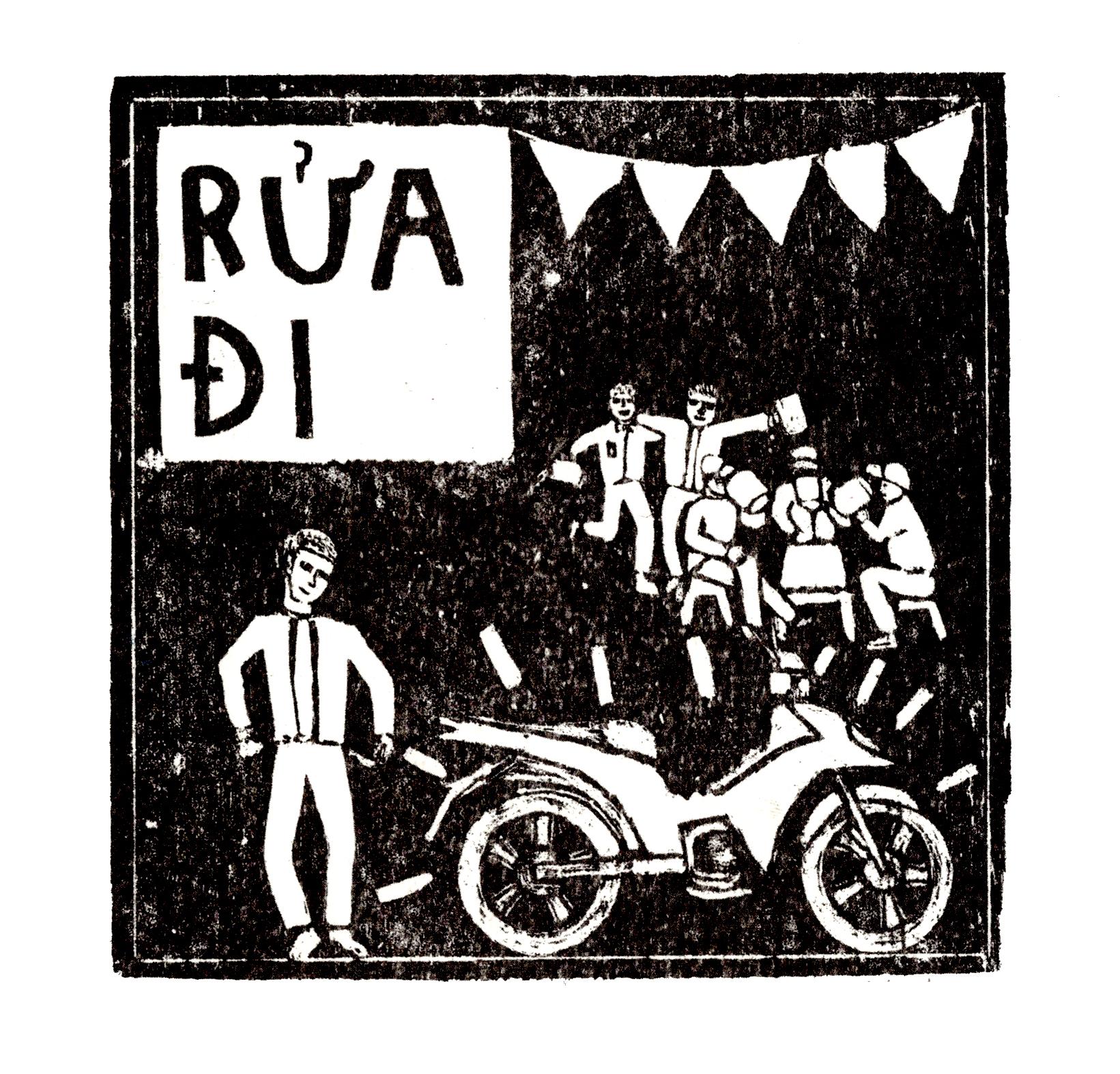 RUA DI A4 150k risograph