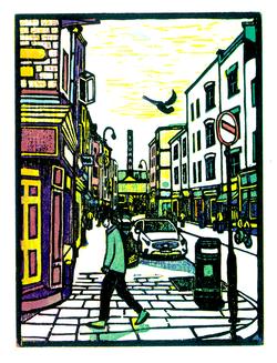 Brick Lane View 1