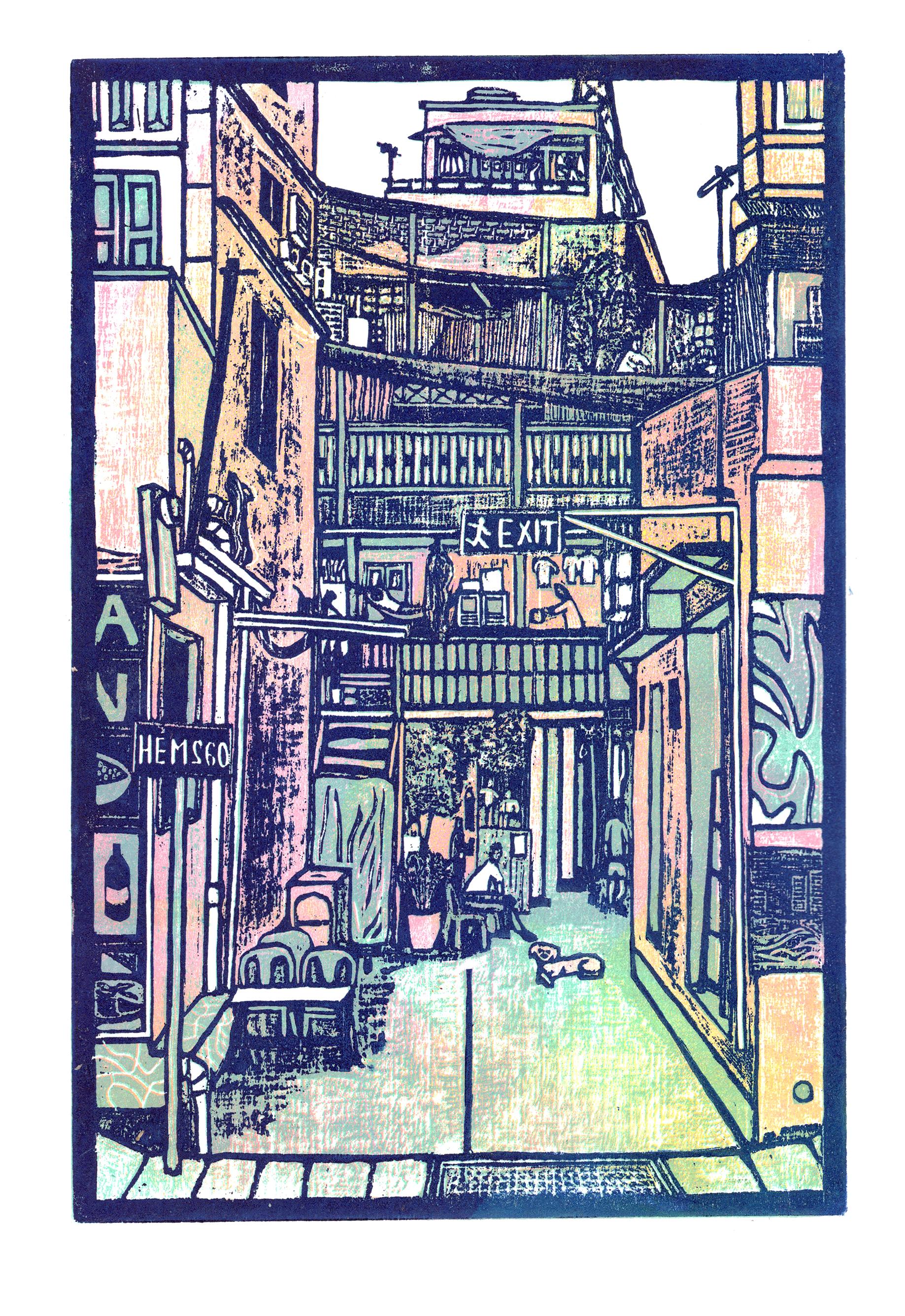 Bui Vien Alley 260