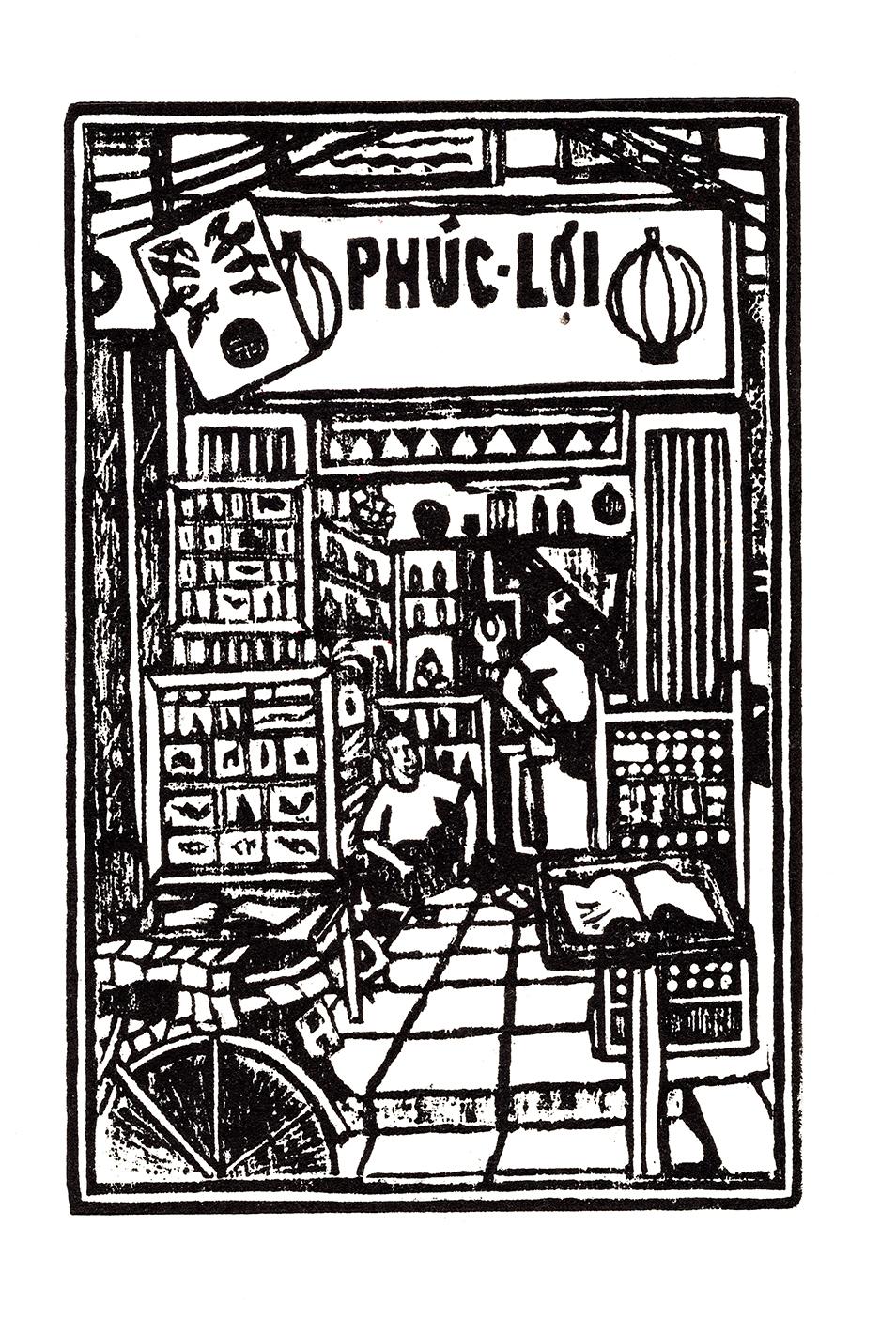 Phuc Loi Stamp Shop