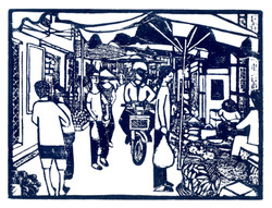 Alleyway Market