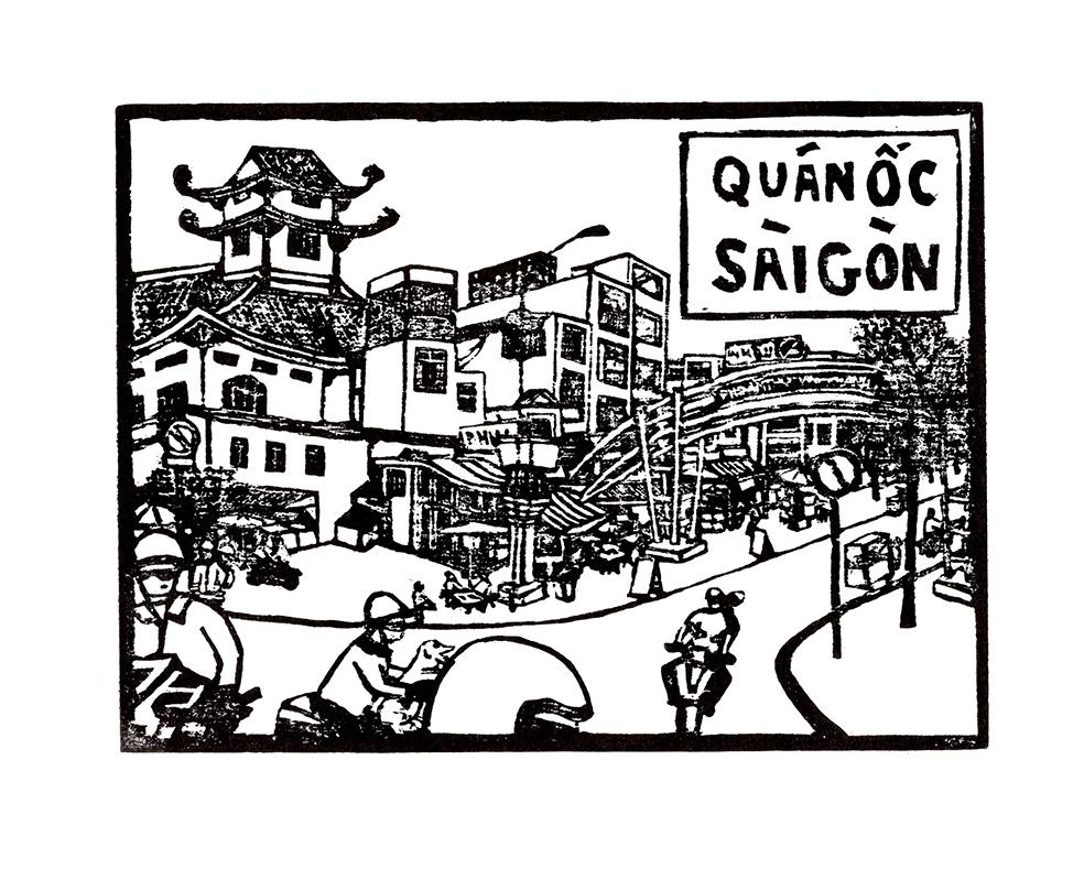 Quan Oc Saigon