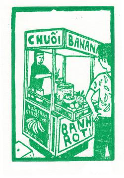 Banh Chuoi Green