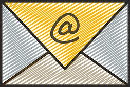 envelope doodle-minha-arte-transparência