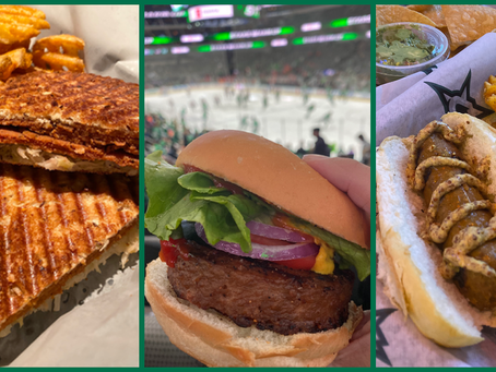 Vegan Night with the Dallas Stars