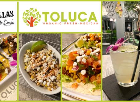 Dallas Vegan Drinks January - Toluca Organic