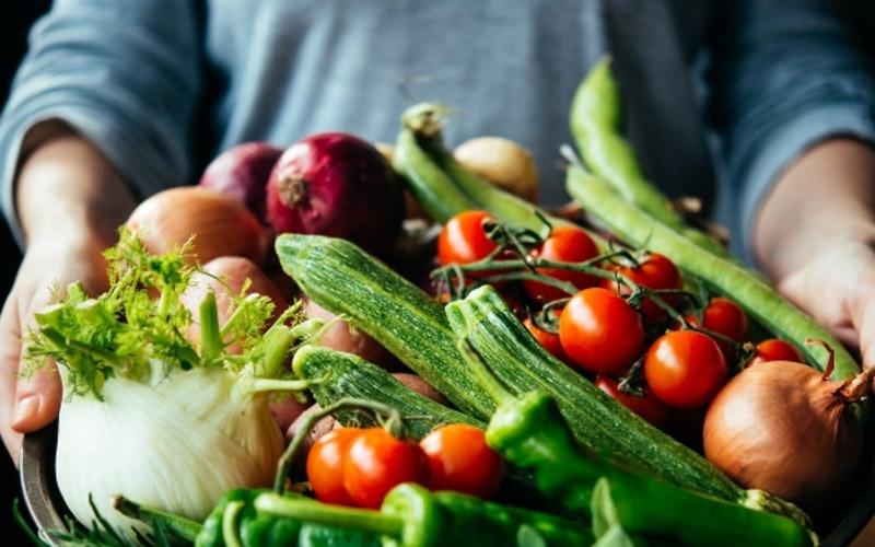 Picture of veggies