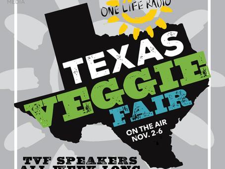 Texas Veggie Fair On The Air Nov. 2–6