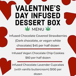 Infused Dessert Box