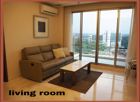 Branz Simatupang Apartment, 2 bedroom