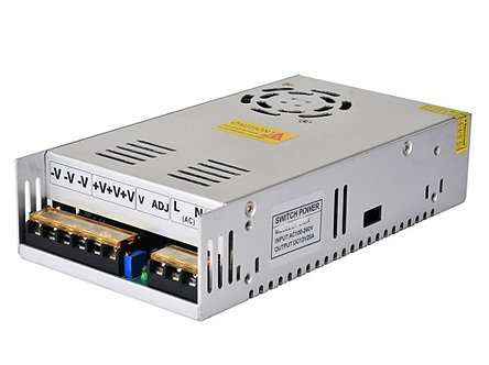 DS-360W : 12VDC 30AMP Switch Power Supply
