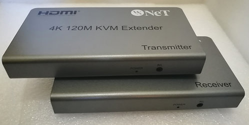 VX-HDX-4K120-U : VX-Net 4K 400FT. KVM Extender