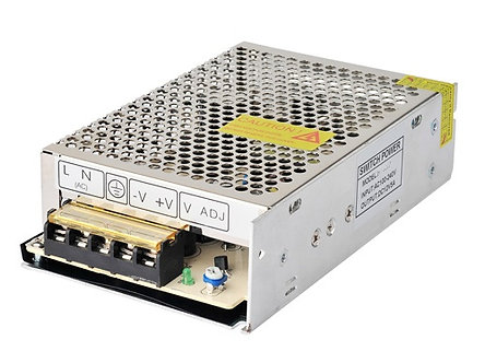 DS-120W : 12VDC 10AMP Switch Power Supply