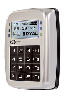 COR-ACC970 : Outdoor Network Keypad Card Reader