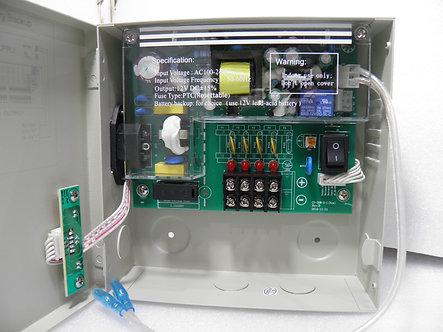4 Output 3Amp. CCTV Power Supply