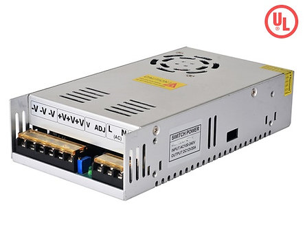 DS-240W : 12VDC 20AMP Power Supply
