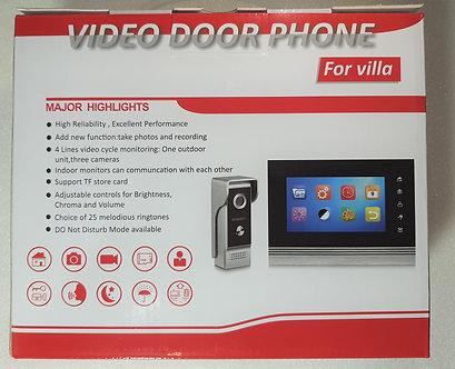DS-V70KM : Video Intercom