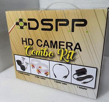 DSPP HD Camera Combo Kit