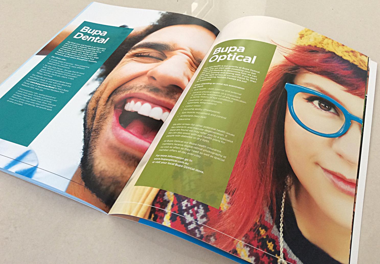 28pp A4 Brochures