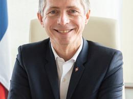 Gil Avérous, Maire et Président de Châteauroux Métropole