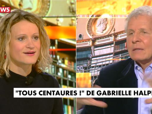 """C NEWS : Interview de Patrick Poivre d'Arvor (lancement de """"Tous centaures! Eloge de l'hybridation)"""