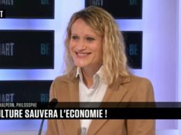 La culture sauvera l'économie ! Par Gabrielle Halpern