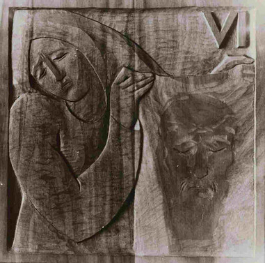 Station of the Cross VI