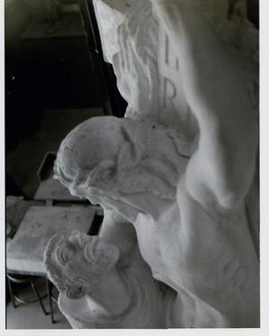 Stigmata of St. Francis- close up