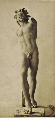 Nude Male Study