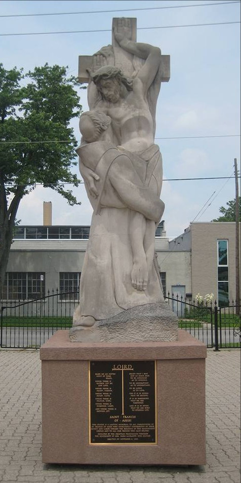 The Stigmata of St. Francis