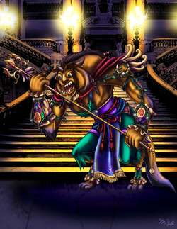 Kimahri Beast