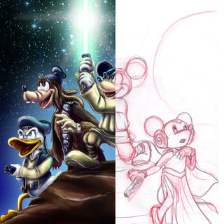 Disney Split