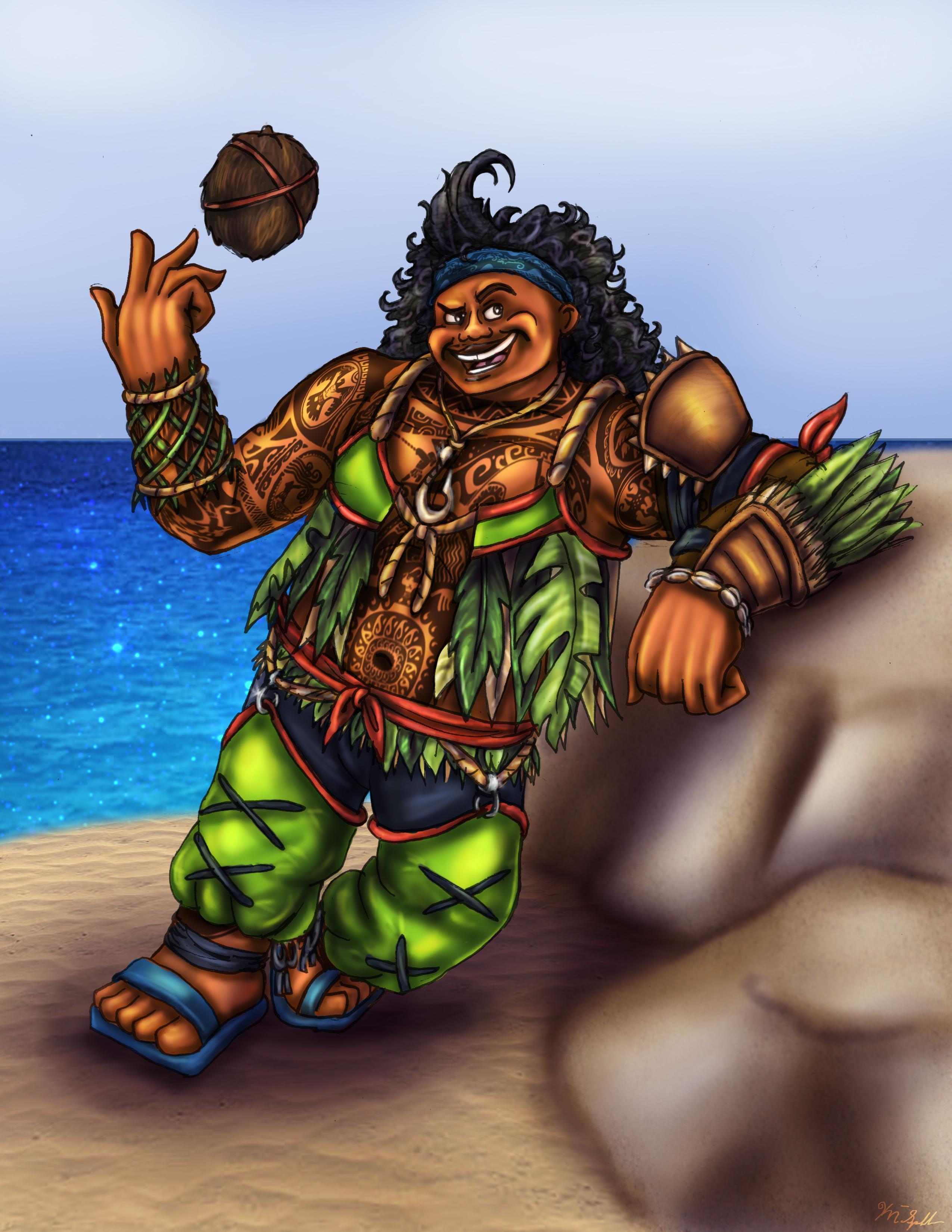 Wakka Maui