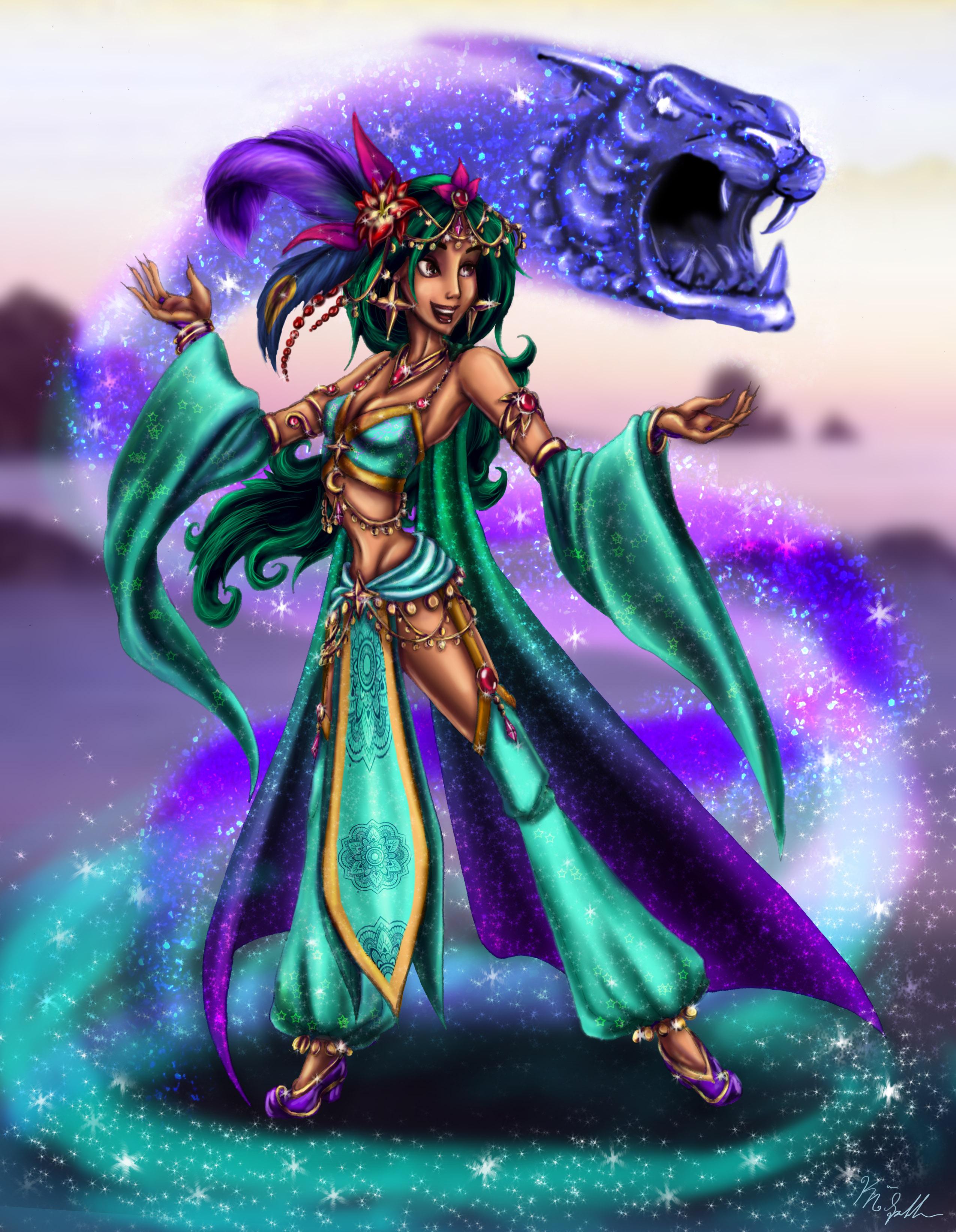 Rydia Jasmine