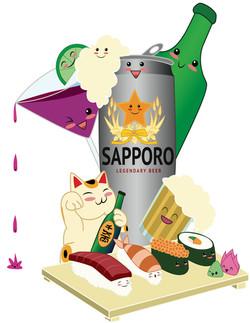 sapporo-kawaii