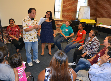 Summer Parent Training Workshops Build Leadership and Advocacy