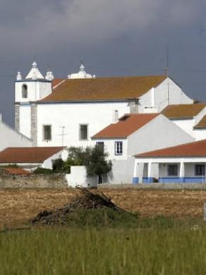 CASA BRANCA, SOUSEL, PORTUGAL