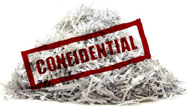 The Shred Party:  What should you get rid of and hold on to? When and why?
