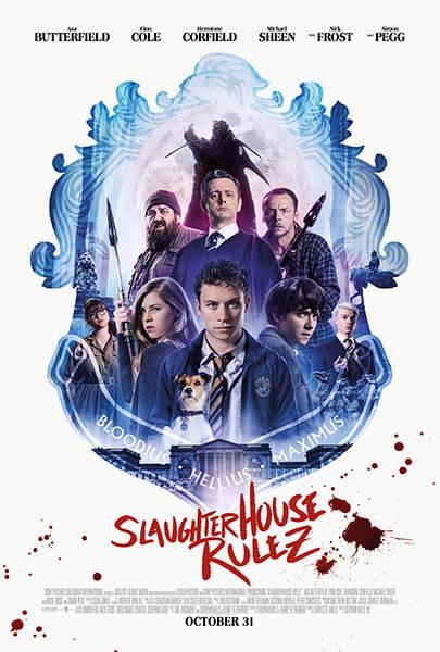 Slaughterhouse: Escuela sangrienta