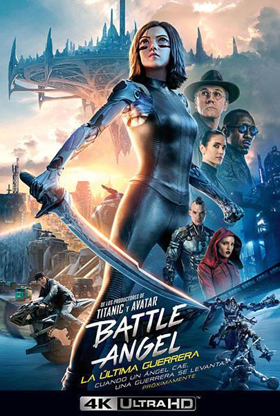 Battle Angel: La última guerrera