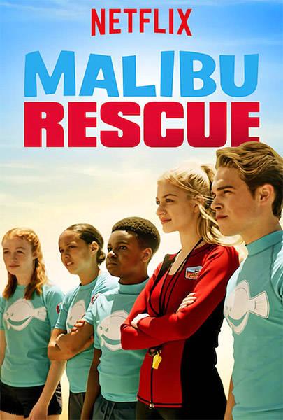 Los vigilantes de Malibú