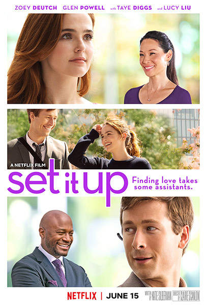 Set It Up: El plan imperfecto