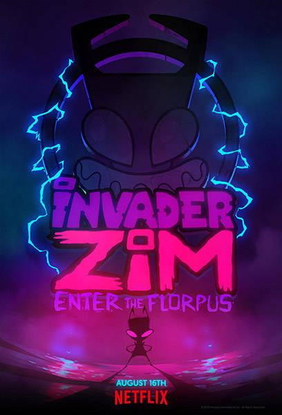 Invasor Zim y el poder del Florpus (2019)